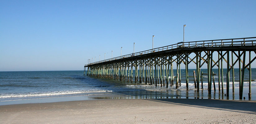 Pleasure Island North Carolina Real Estate
